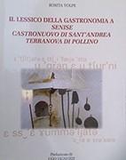 Il Lessico della gastronomia a Senise, Castronuovo di Sant'Andrea e Terranova di Pollino